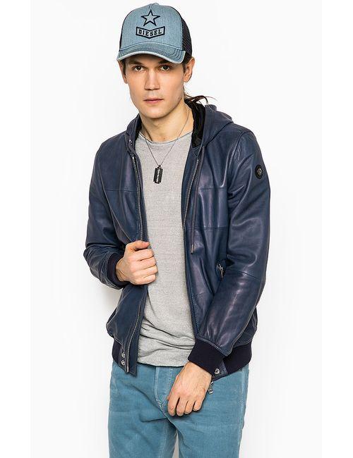 Diesel | Мужская Синяя Куртка