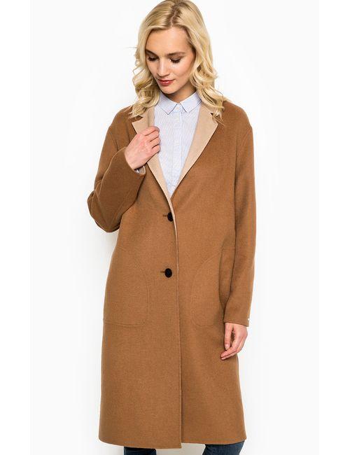 Tommy Hilfiger | Женское Бежевое Пальто