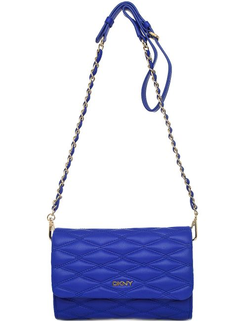 DKNY | Женская Синяя Сумка