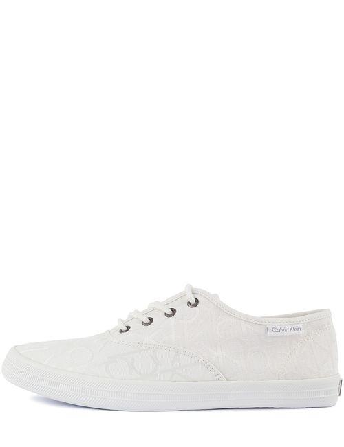 Calvin Klein Jeans | Мужские Белые Кеды
