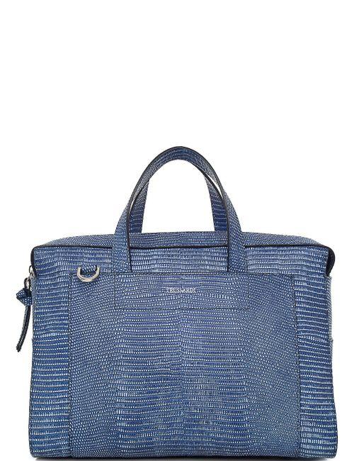 Trussardi Jeans | Женская Синяя Сумка