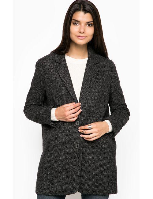 Levi's® | Женское Серое Пальто Levis