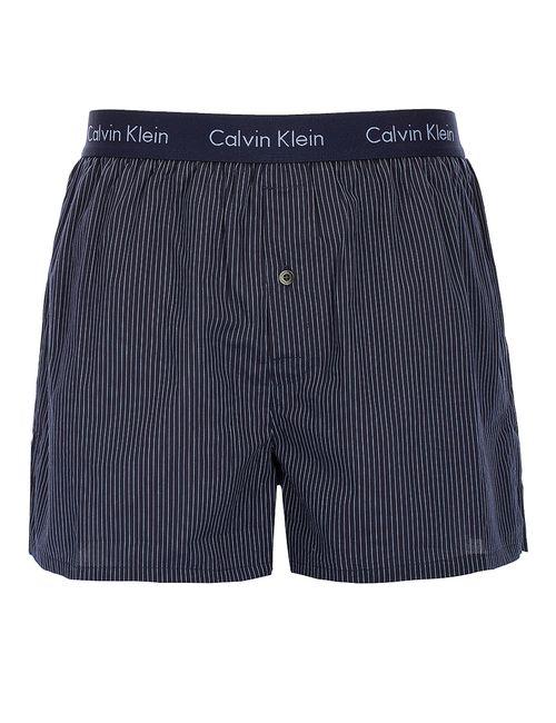 Calvin Klein | Мужской Синий Комплект Трусов Underwear