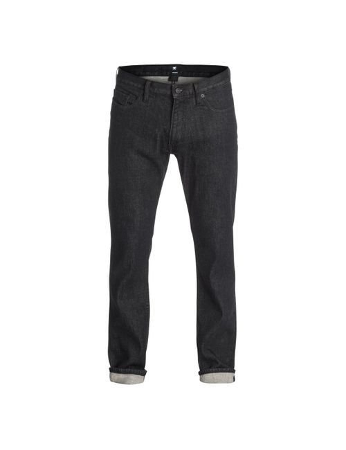 Dcshoes | Мужское Worker Basic Straight Black Rinse 34