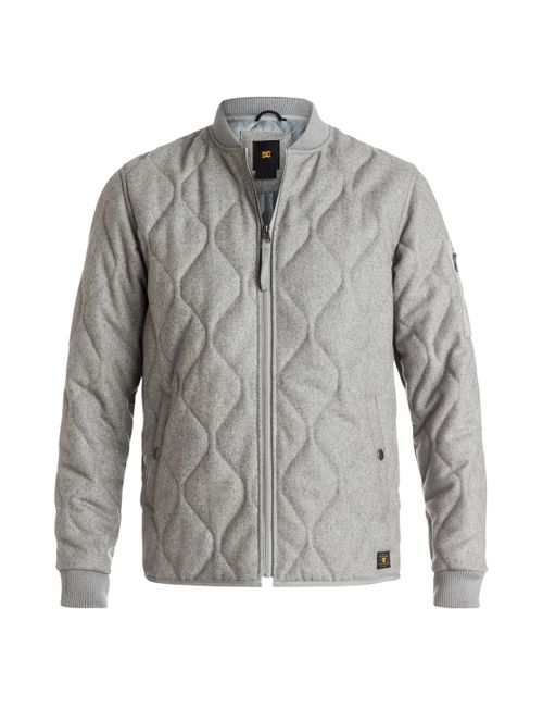 Dcshoes | Мужское Bombing Wool Quilted Bomber Jacket