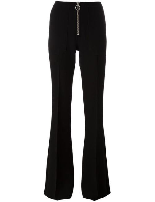 Marques Almeida | Черный Zip Up Flared Trousers