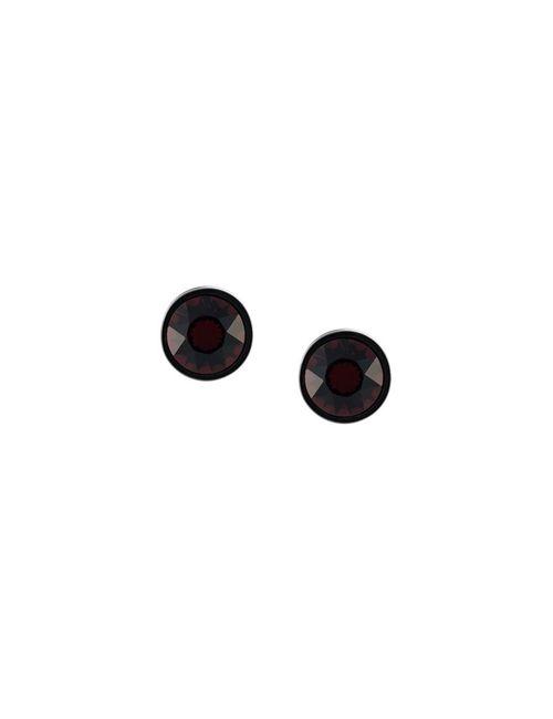 Givenchy | Чёрный Crystal Stud Earrings