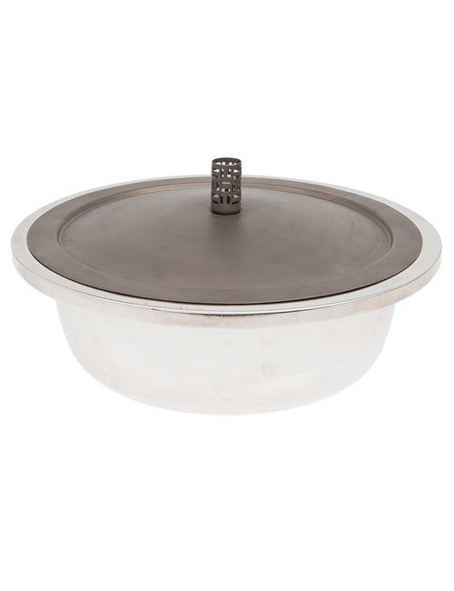 San Lorenzo   Серебристый Risotto Pan