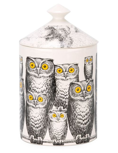 Fornasetti Profumi   Белый Scented Candle