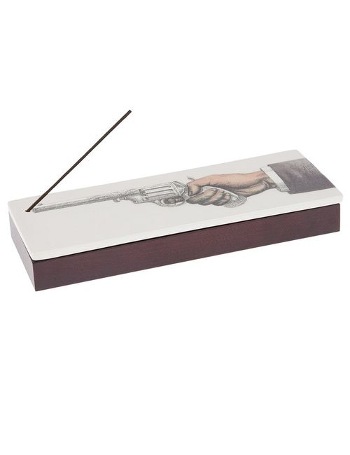 FORNASETTI | Коричневый Incense Box