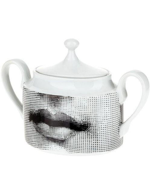 FORNASETTI | Белый Porcelain Tea Pot