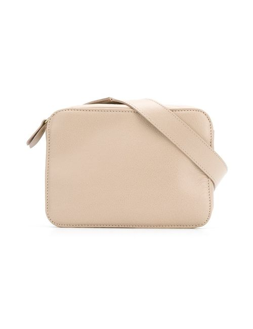 Sarah Chofakian | Женское Nude/Neutrals Leather Bumbag Goat Skin
