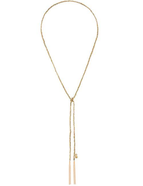 Carolina Bucci | Серебристый Lucky Strength Necklace