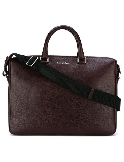 Ermenegildo Zegna | Мужское Красный Classic Briefcase Calf Leather