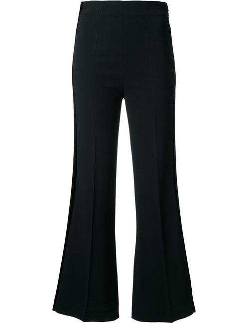 Roland Mouret   Женское Чёрный Connor Trousers 10 Acetate/Viscose