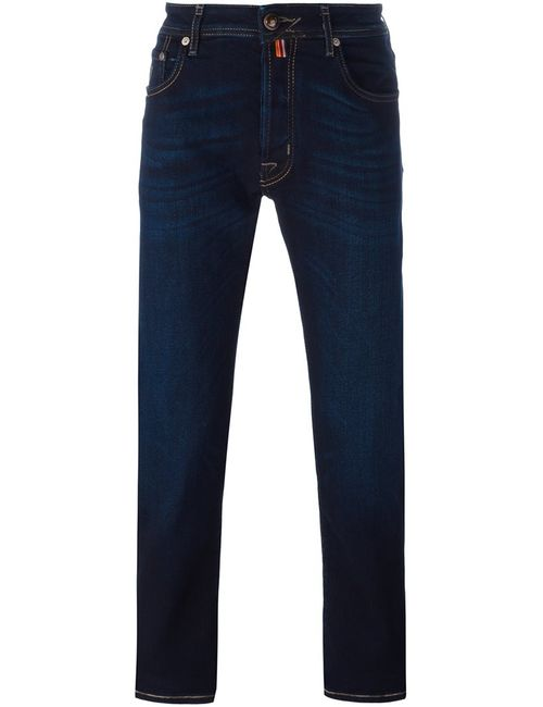 Jacob Cohёn | Мужское Синий Jacob Cohen Classic Slim-Fit Jeans 34 Cotton/Polyester/Spandex/Elastane