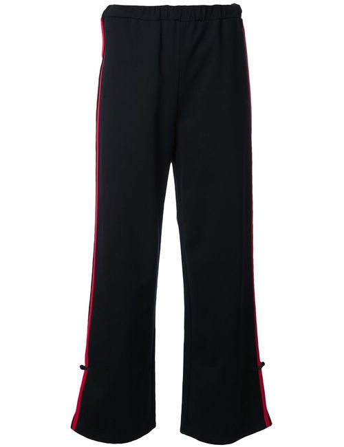 Growing Pains | Женское Чёрный Side Stripe Track Pants Small Cotton