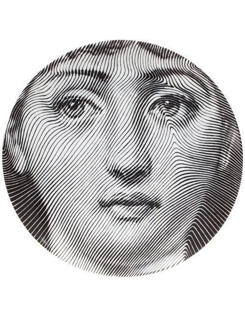 FORNASETTI | Серый Wall Plate