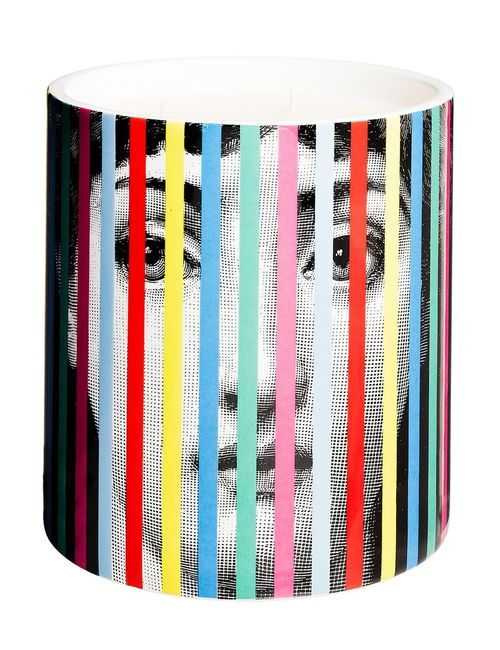 FORNASETTI | Серый Otto Scented Candle
