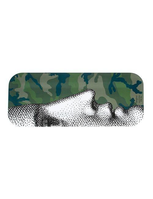 FORNASETTI   Зелёный Printed Tray
