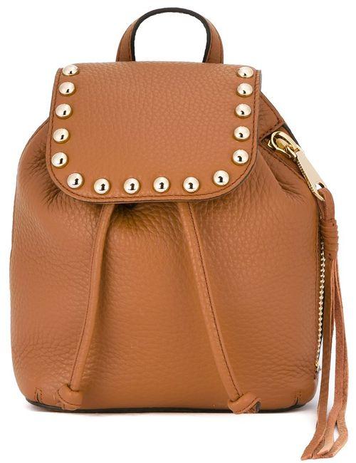Rebecca Minkoff | Женское Коричневый Stud Detail Backpack