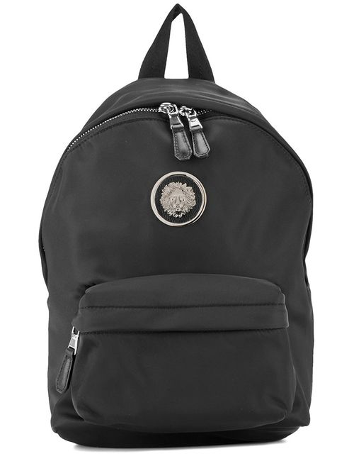 Versus | Черный Logo Patch Backpack
