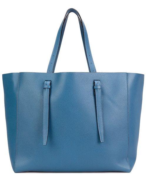 Valextra | Синий Shopper Tote