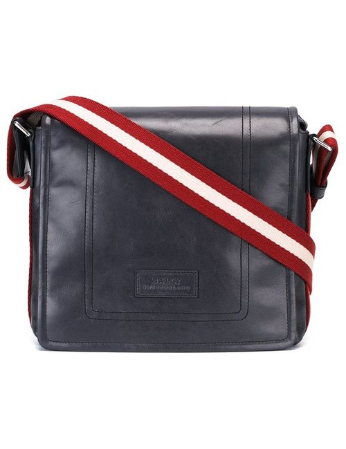 Bally | Мужское Серый Messenger Bag Calf Leather