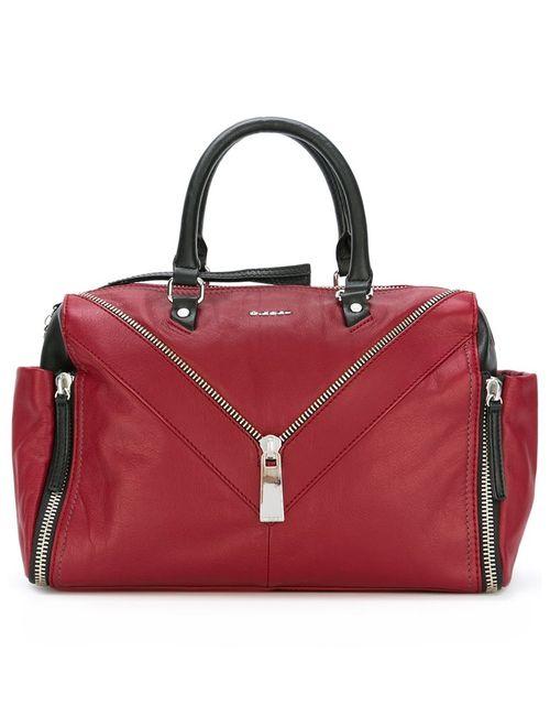 Diesel | Женское Красный Zip Detail Duffle Bag
