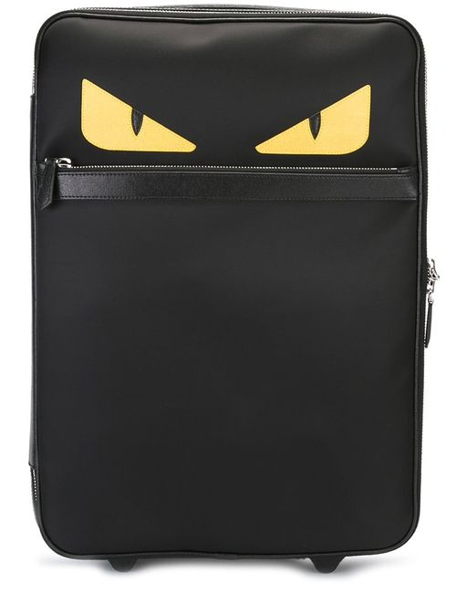 Fendi | Чёрный Bag Bugs Trolley