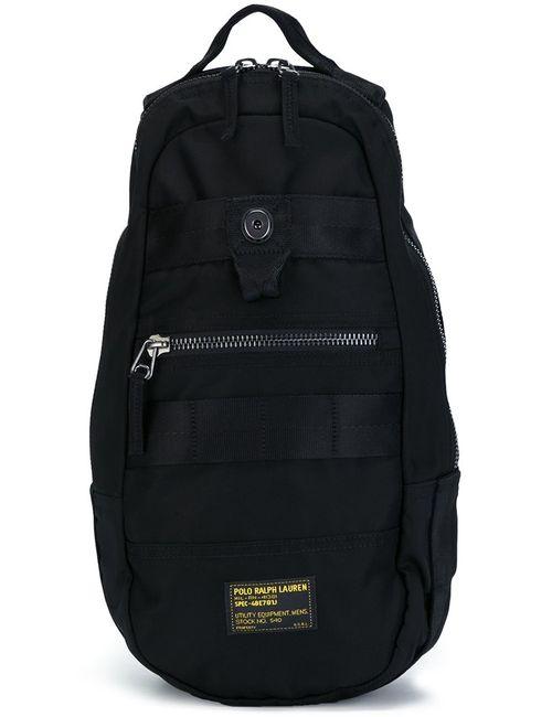 Polo Ralph Lauren | Черный Zipped Backpack Nylon/Polyester