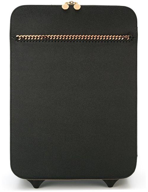 Stella Mccartney | Женское Чёрный Small Falabella Travel Suitcase