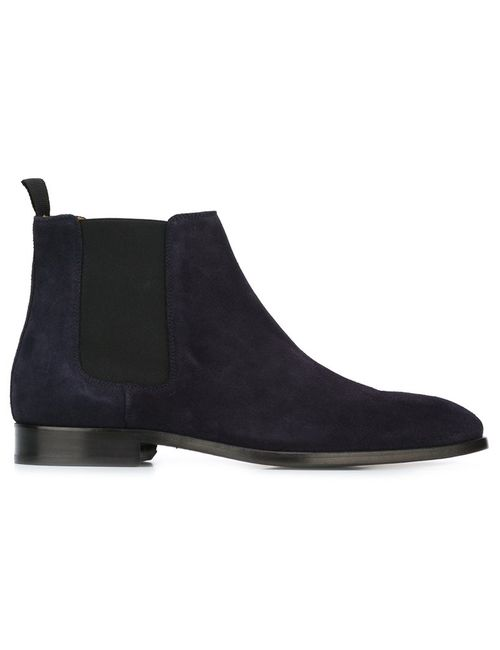PS PAUL SMITH | Мужское Синий Ps By Paul Smith Gerald Ankle Boots