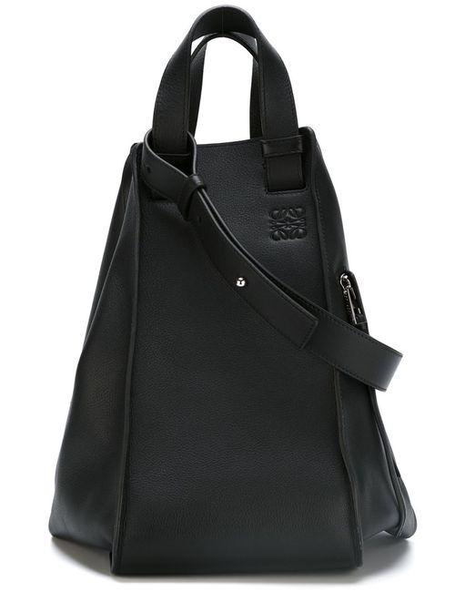 Loewe | Женское Чёрный Hammock Shoulder Bag
