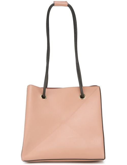 Victoria Beckham | Женское Nude/Neutrals Open Top Shoulder Bag