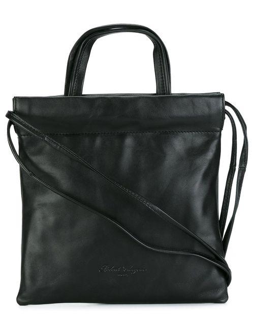 Robert Clergerie | Женское Чёрный Snap Shoulder Bag