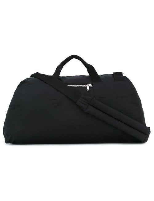 RICK OWENS DRKSHDW | Чёрный Large Shoulder Bag Cotton/Polyester