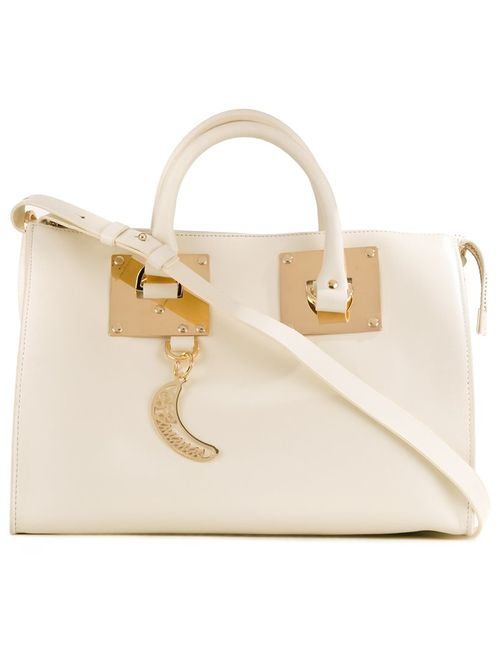 Sophie Hulme | Женское Белый Albion Tote