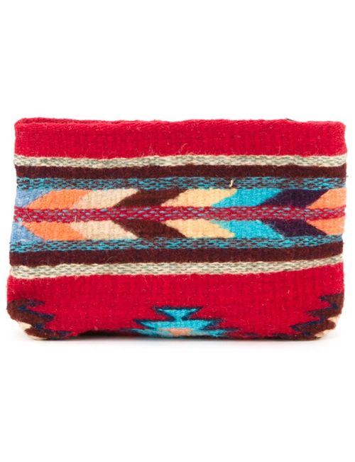 Manos Zapotecas | Женское Красный Aztec Clutch