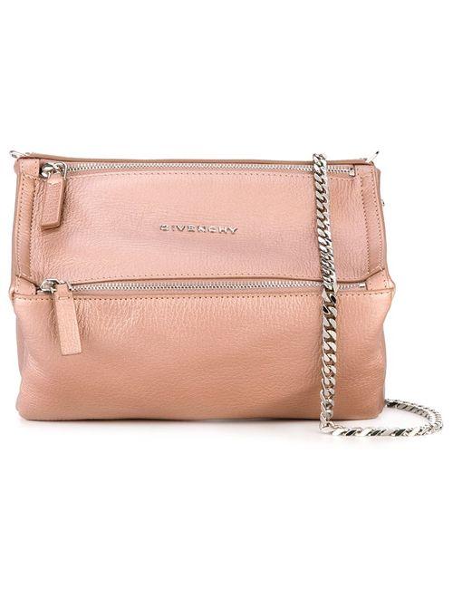 Givenchy | Женское Розовый Mini Pandora Crossbody Bag
