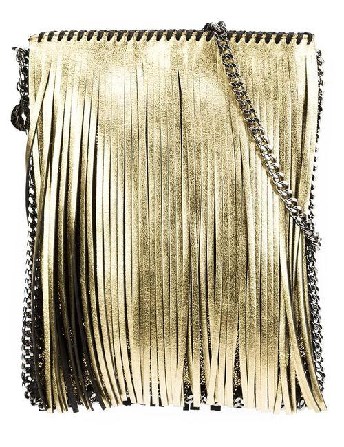 Stella Mccartney | Женское Серебристый Falabella Flat Crossbody Bag
