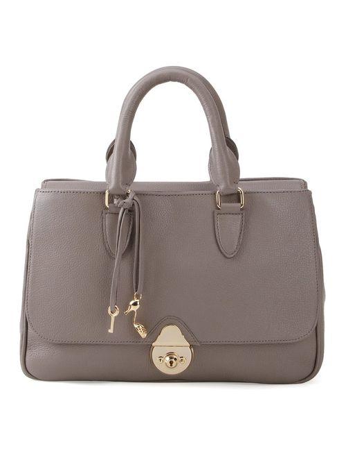 Sarah Chofakian | Женское Коричневый Leather Tote Bag