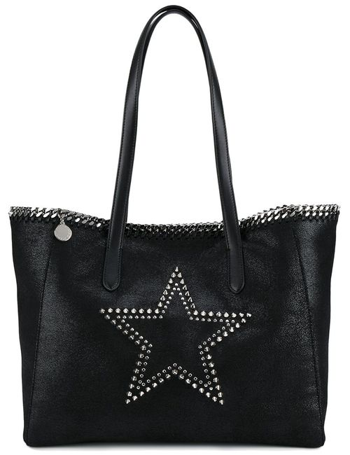 Stella Mccartney | Женское Чёрный Falabella Shopper Tote