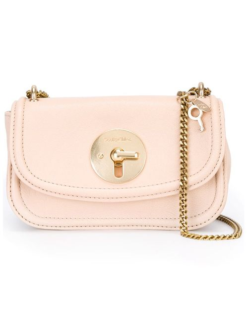 See By Chloe | Женское Nude/Neutrals See By Chloé Small Lois Crossbody Bag
