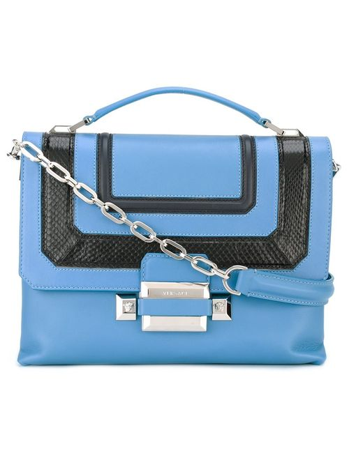 Versace | Женское Синий Ryder Shoulder Bag