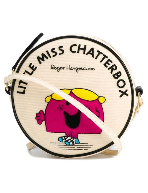 Olympia Le-Tan | Little Miss Chatterbox Shoulder Bag