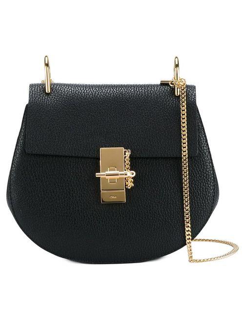 Chloe | Женское Чёрный Chloé Drew Shoulder Bag