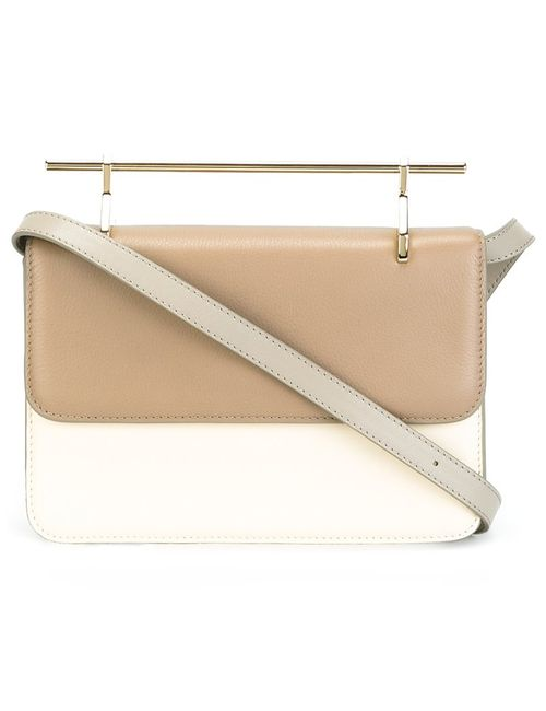 M2Malletier | Женское Nude/Neutrals Handle Shoulder Bag