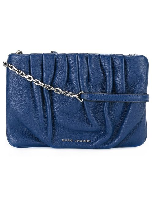 Marc Jacobs | Женское Синий Gathered Crossbody Bag