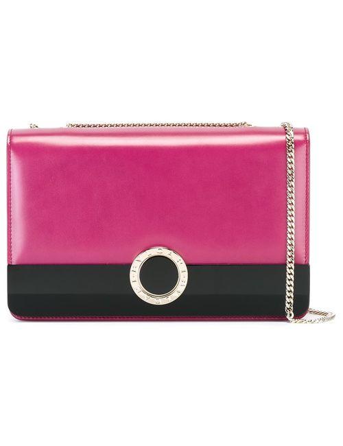 Bulgari | Розовый Chain Strap Crossbody Bag